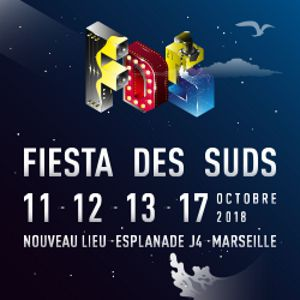 Festival FIESTA DES SUDS - VENDREDI 12 OCTOBRE 2018