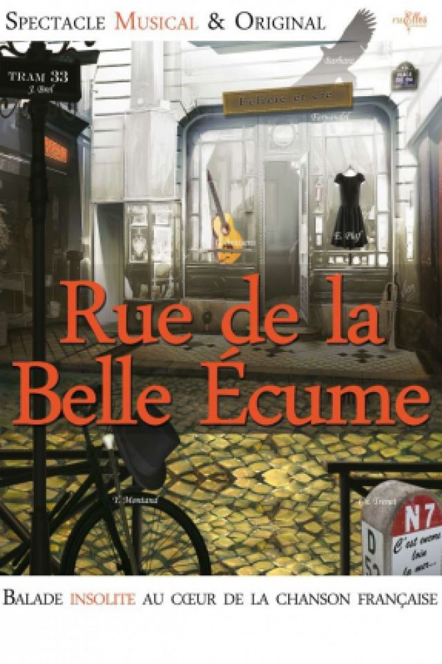 RUE DE LA BELLE ÉCUME @ Le Rouge Gorge - AVIGNON