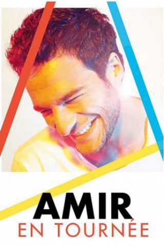 Concert AMIR à Nantes @ Cité des Congrès - Grand Auditorium - Billets & Places