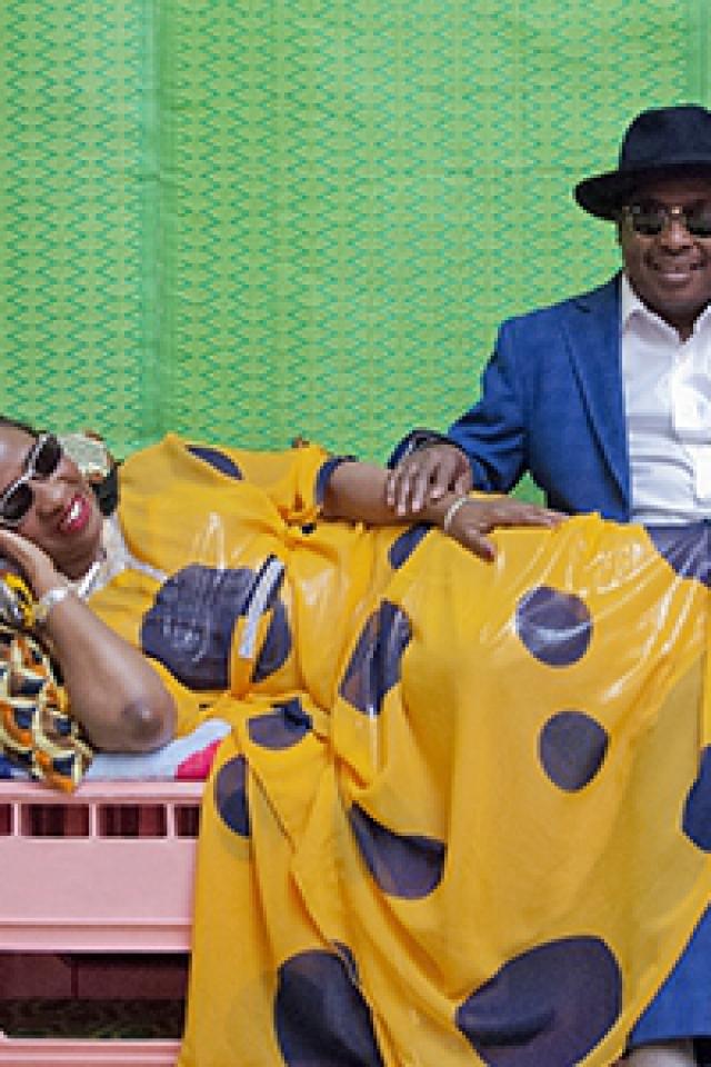Amadou & Mariam  @ La Belle Electrique - GRENOBLE
