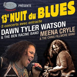 13E NUIT DU BLUES DE CARPENTRAS @ Espace Auzon - CARPENTRAS