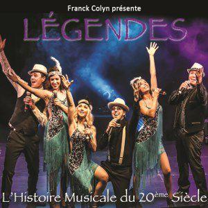 LES LEGENDES @ Casino de Divonne - DIVONNE LES BAINS