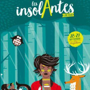 Festival Les Insolantes - 28 Septembre @ La couronne en Charente - LA COURONNE