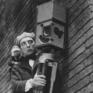 """""""The Cameraman"""" de Buster Keaton et Edward Sedgwick (1h15) @ Fondation Jérôme Seydoux-Pathé - PARIS"""