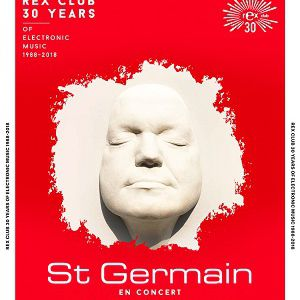 St Germain concert + Rex Club @ Le Grand Rex - Paris
