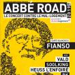 Concert ABBE ROAD à Paris @ L'Olympia - Billets & Places