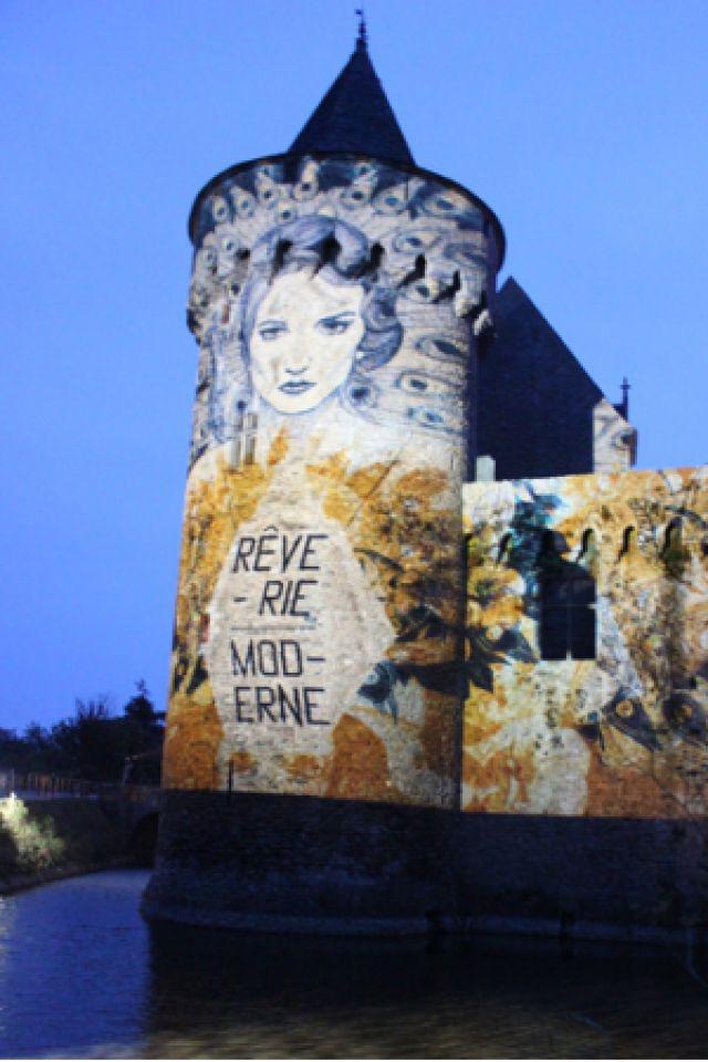 REVERIE MODERNE #5 @ Château de Suscinio - SARZEAU