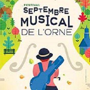 Orchestre Régional de Normandie & Nicolas Dautricourt @ Le Forum - Flers