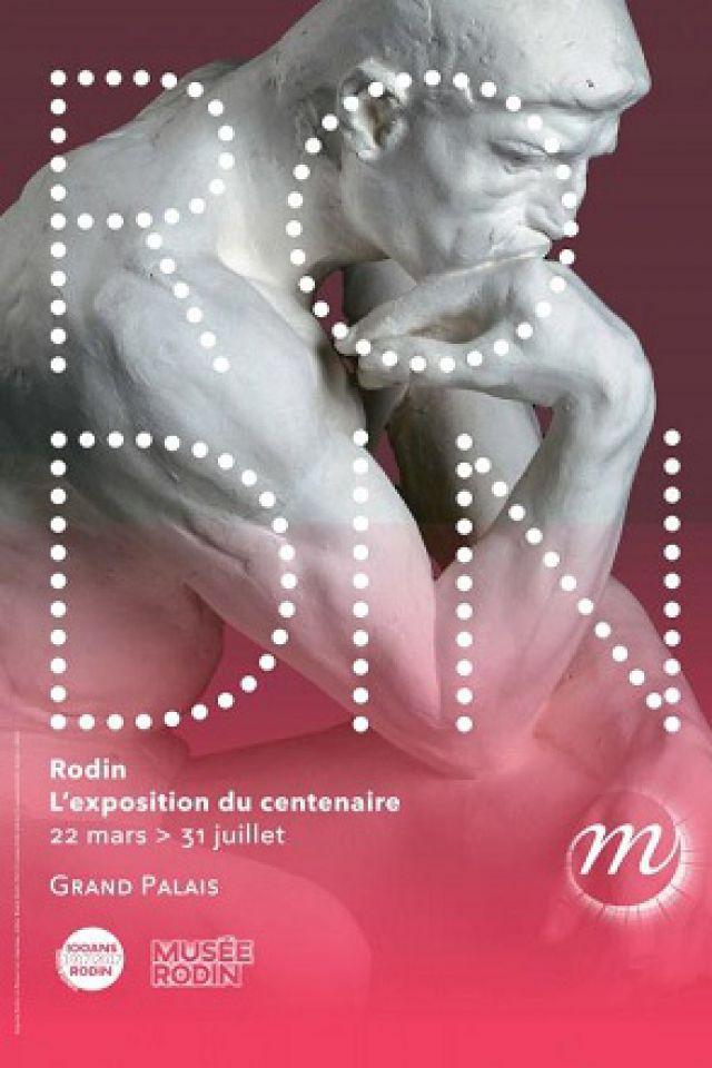 RODIN - BILLET SIMPLE @ ENTREE CLEMENCEAU - Paris