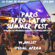 Soirée Club Bal Afro Latino Summertin à PARIS 19 @ Glazart - Billets & Places