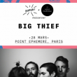 Concert Big Thief à Paris @ Point Ephémère - Billets & Places