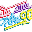 Soirée We are the 90's