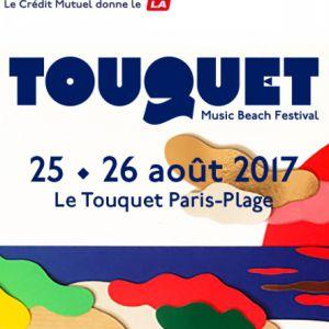 Billets TOUQUET MUSIC BEACH FESTIVAL - VENDREDI - Plage du Touquet