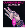 Concert CARPENTER BRUT à RAMONVILLE @ LE BIKINI - Billets & Places