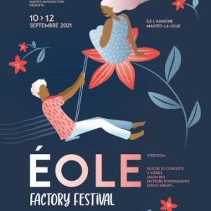 Eole Factory Festival - Rhoda Scott Ladies All Stars / Ayo