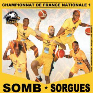 SOMB-SORGUES AVIGNON @ Salle Damrémont - BOULOGNE SUR MER