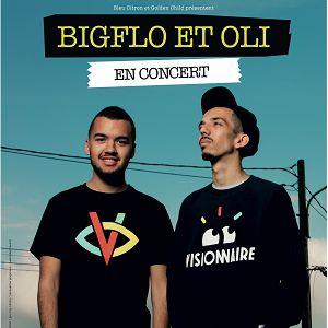 BIGFLO & OLI @ Sous Chapiteau - Site Eperon République - BOULOGNE SUR MER