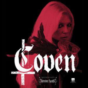 Noiser Présente : Coven + Demon Head | Connexion Live