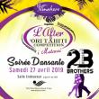Soirée dansante 2B BROTHERS à ARUE @ HOTEL LE PEARL BEACH - Billets & Places