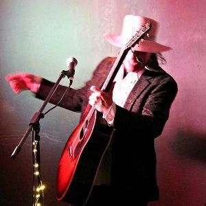 "Gary LUCAS ""Tribute to Jeff BUCKLEY & Captain BEEFHEART"" @ Sunset - Paris"