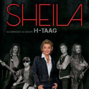 SHEILA @ THEATRE DE LONGJUMEAU - LONGJUMEAU