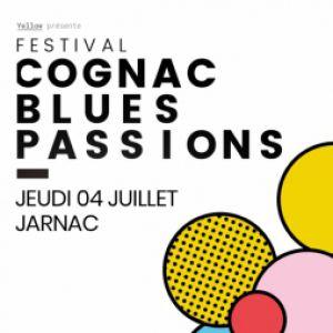 Cognac Blues Passions - 04/07/2019
