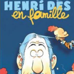 """Henri Dès """"En Famille"""" @ Le Prisme - Seyssins"""