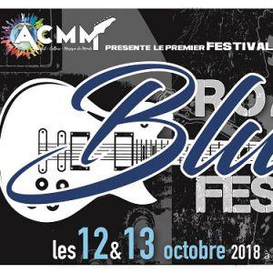 Roanne Blues Festival - PASS 2 JOURS @ SALLE FONTALON - ROANNE