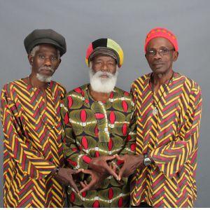 The Abyssinians ( Jamaican Reggae Legends )