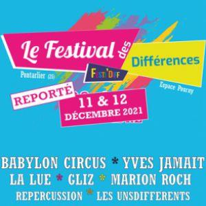 Festival Des Différences - Pass 2 Jours