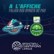 Match ELAN BEARNAIS / TEKSÜT BANDIRMA à PAU @ Palais des Sports de Pau - Billets & Places