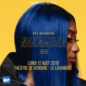 Aya Nakamura @ Les Nuits Du Lavandou