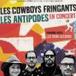 Concert LES COWBOYS FRINGANTS