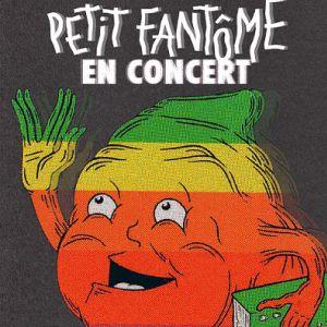PETIT FANTOME + MAK JAK @ La Gaîté Lyrique - Paris