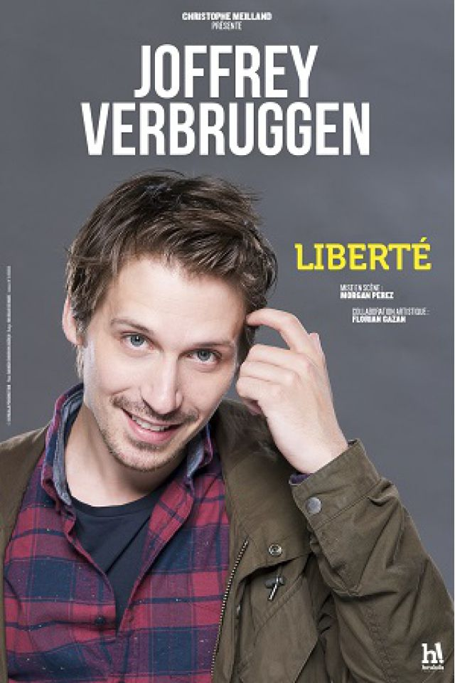 Joffrey Verbruggen @ Théâtre Le Point Virgule - PARIS