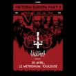 Concert MARDUK / VALKYRJA + Guests à TOULOUSE @ LE METRONUM - Billets & Places