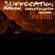 Concert Suffocation + Havok + Skeletonwitch à Paris @ Divan du Monde - Billets & Places