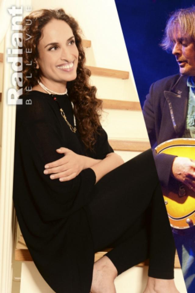 Concert NOA / NILDA FERNANDEZ à CALUIRE ET CUIRE @ RADIANT-BELLEVUE - Billets & Places