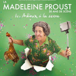 LA MADELEINE PROUST  @ L'Olympia - Paris