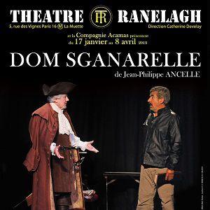 Dom Sganarelle @ Théâtre le Ranelagh - Paris