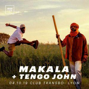 Makala + Tengo John