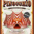 Affiche Pinocchio, l'incroyable voyage