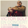 Concert VICTOR SOLF + 1ERE PARTIE