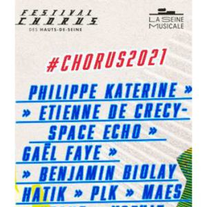 Festival Chorus 2021 - Pass Week End
