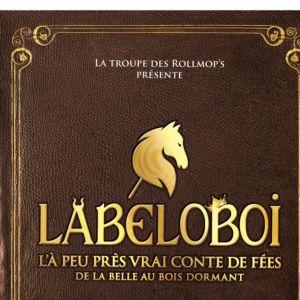 LABELOBOIS @ LA BOITE À RIRE - PERPIGNAN