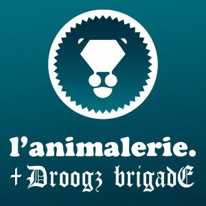 L'Animalerie : Lucio Bukowski, Oster Lapwass ...+ Droogz Brigade @ LA SALLE DES FETES - GRAND PARC - BORDEAUX