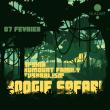 Soirée Boogie Safari : Afshin, Kumquat Family, Turnbalism à PARIS 19 @ Glazart - Billets & Places