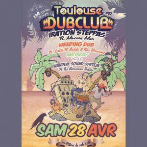 TOULOUSE DUB CLUB #27 @ LE BIKINI - RAMONVILLE