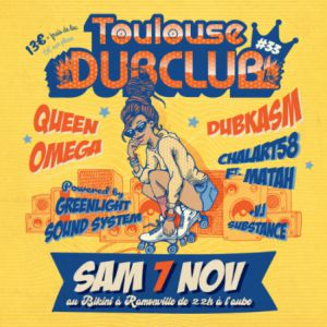 Toulouse Dub Club #33