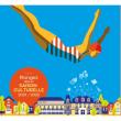Spectacle CARTE CADEAU SAISON 2021-2022 à CHÂTELAILLON PLAGE @ Salle de Spectacles de Beauséjour - Billets & Places